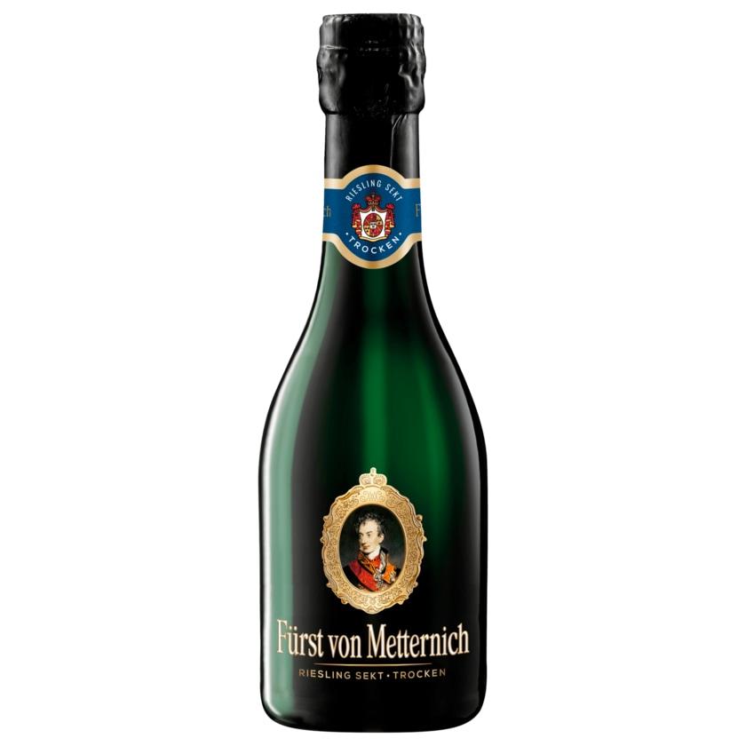 Fürst von Metternich Sekt trocken 0,2l