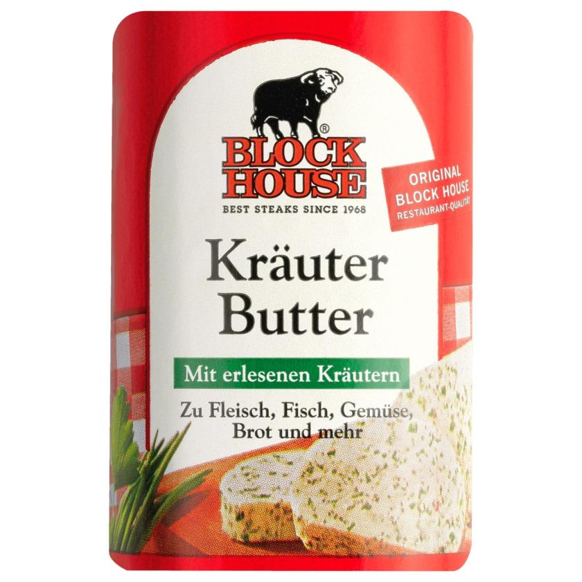 Block House Kräuterbutter 125g