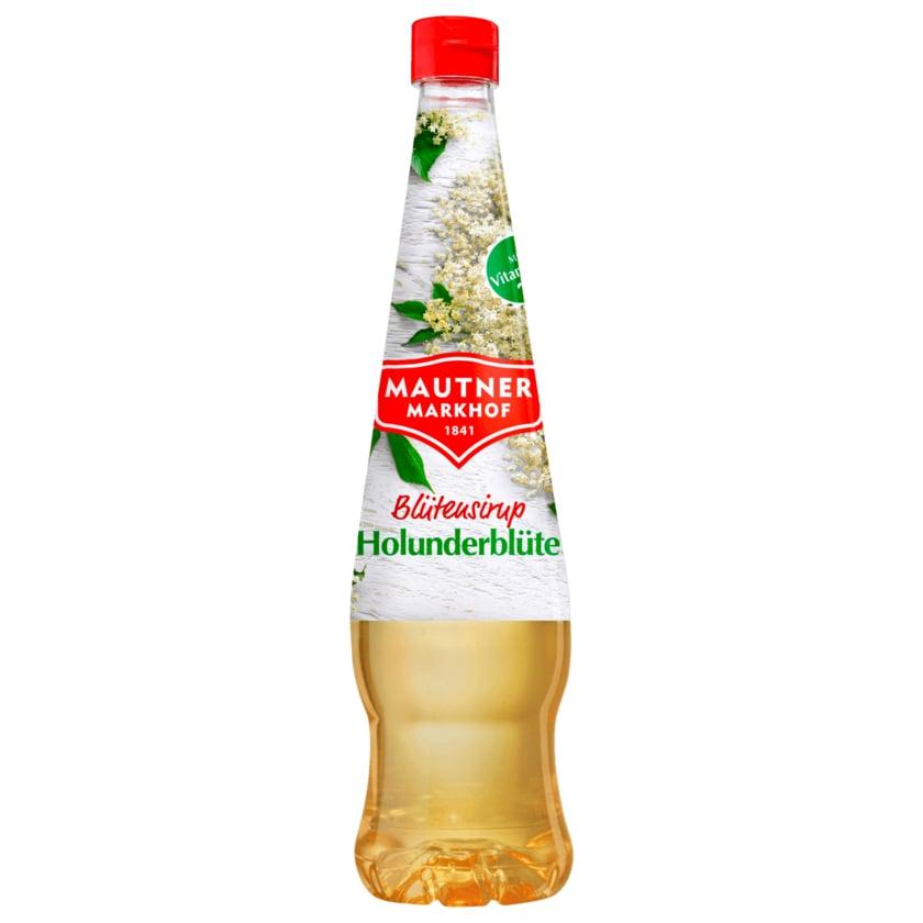 Mautner Markhof Holunderblüten Sirup 0,7l