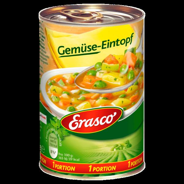 Erasco Gemüse-Eintopf 400g