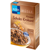 Kölln Müsli Knusper Schoko-Krokant 600g