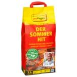 proFagus Der Sommer Hit Grill-Holzkohle 2,5kg