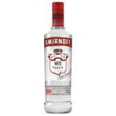Smirnoff Red No. 21 Premium Vodka Triple Destilled 0,7l