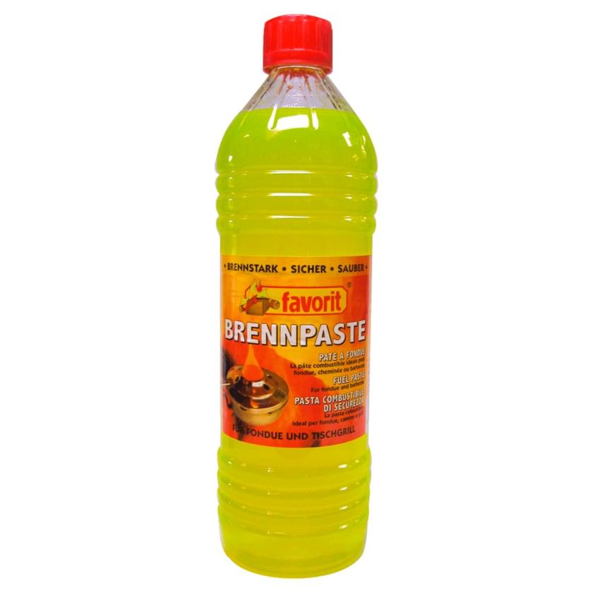 Favorit Brennpaste 1l
