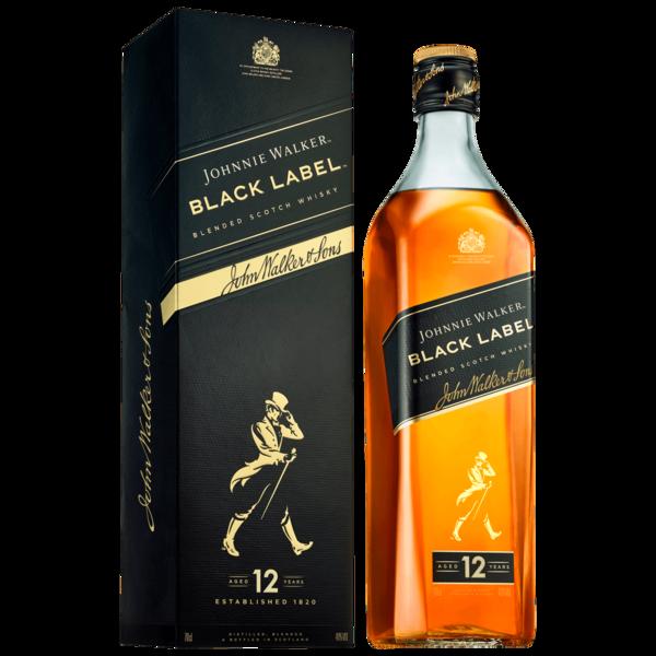 Johnnie Walker Black 0,7l
