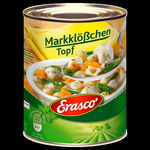 Erasco Markklößchen-Topf 800g