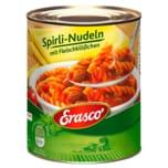 Erasco Spirli-Nudeln mit Fleischklößchen 800g
