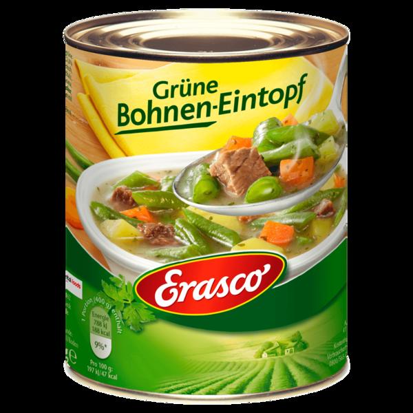 Erasco Grüne-Bohnen-Eintopf 800g