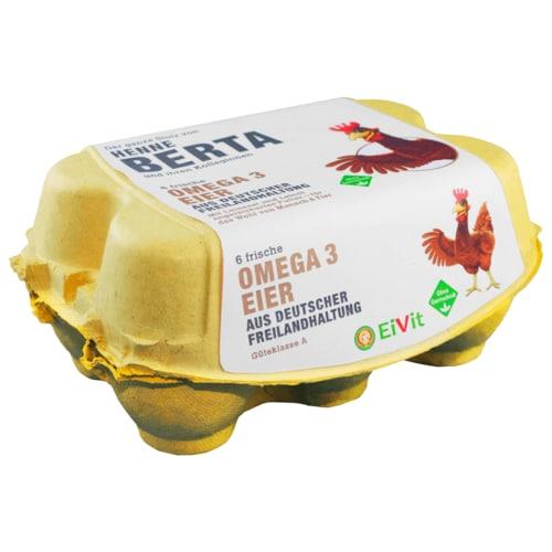 EiVit Omega-3-Eier 6 Stück