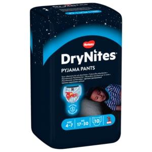 Huggies DryNites Jungs 4-7 Jahre 10 Stück