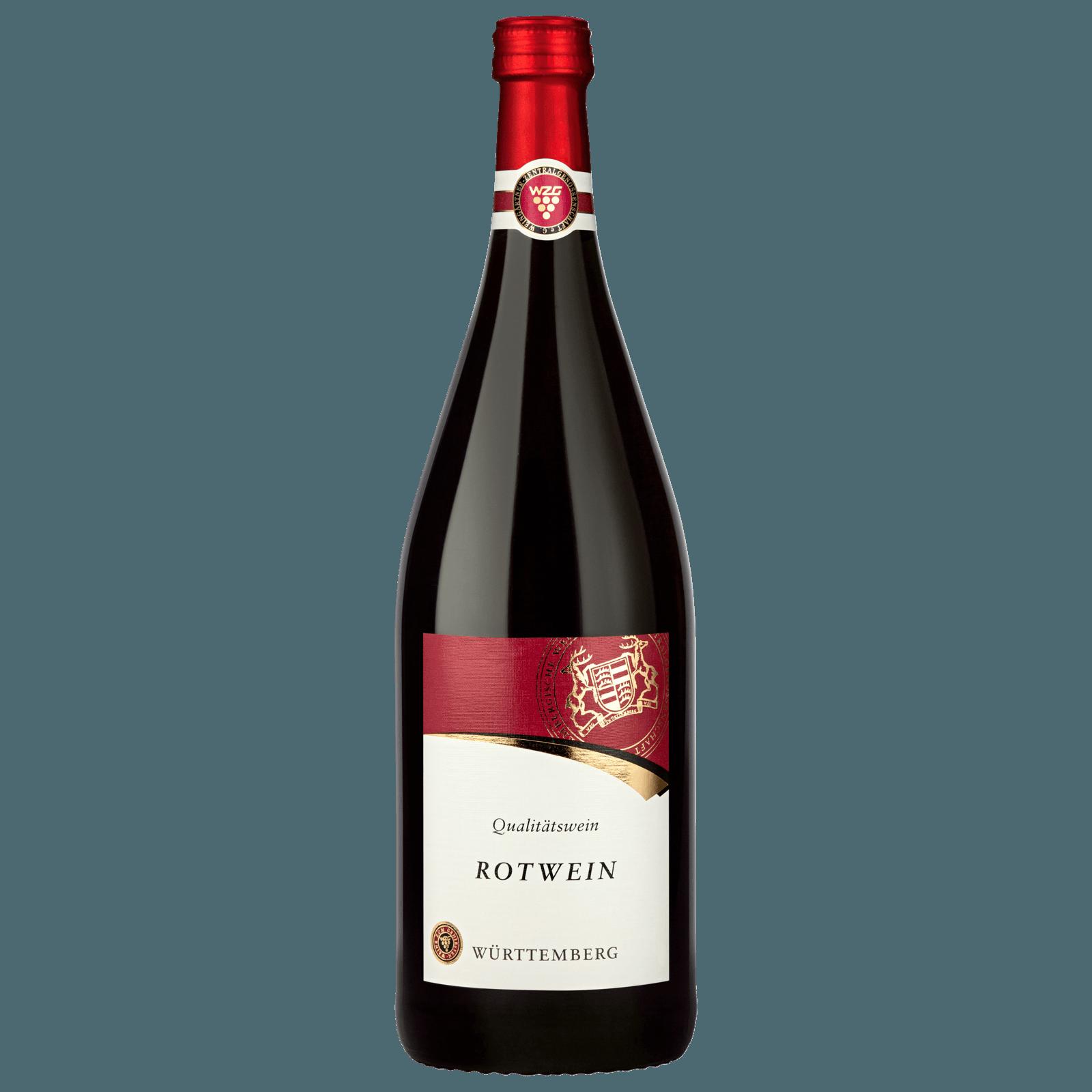Württemberg Rotwein trocken 1l
