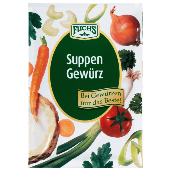 Fuchs Suppengewürz 30g