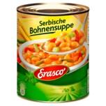 Erasco Serbische Bohnensuppe mit Rauchspeck 750ml