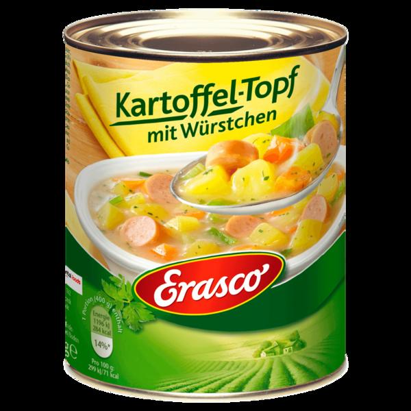 Erasco Kartoffeltopf mit Würstchen 800g
