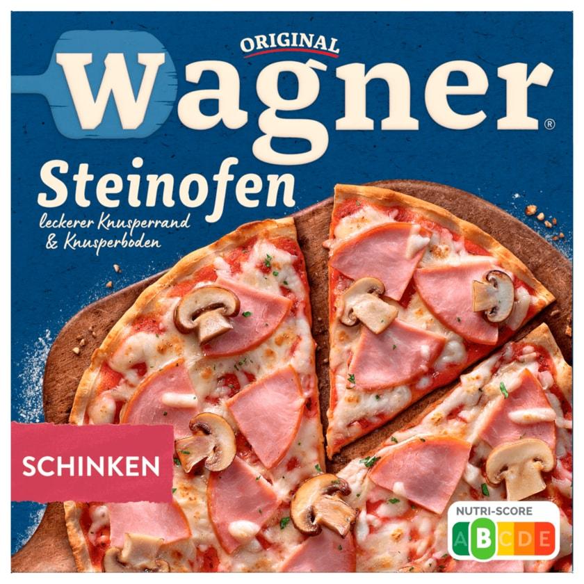 Original Wagner Steinofen Pizza Schinken 350g