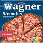 Original Wagner Steinofen Pizza Schinken tiefgefroren 350g