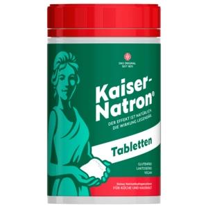 Kaiser-Natron Tabletten 100g