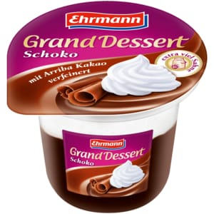 Ehrmann Grand Dessert Schoko 200g