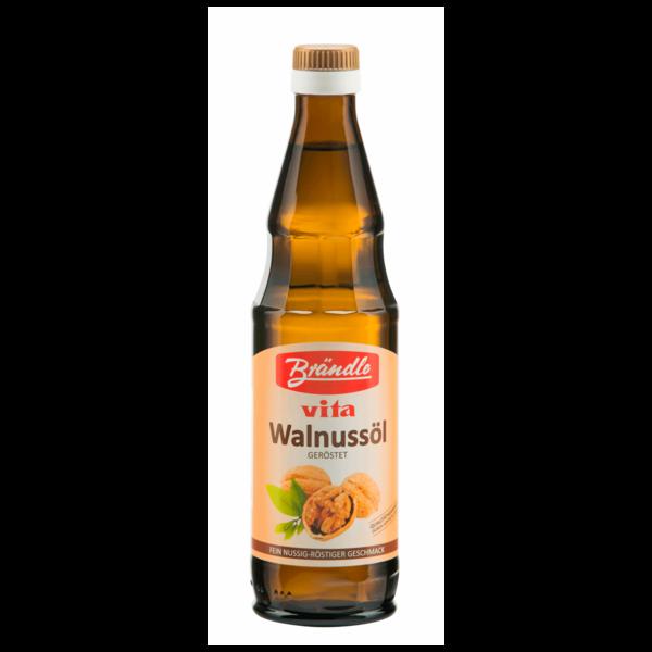 Brändle vita Walnussöl 500ml