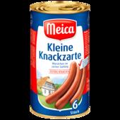 Meica Kleine Knackzarte extra knackig 250g, 6 Stück
