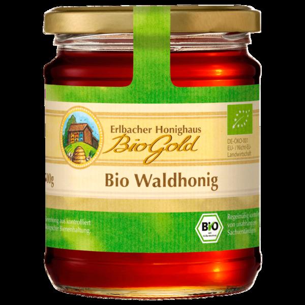 Erlbacher Honighaus Bio Waldhonig 500g