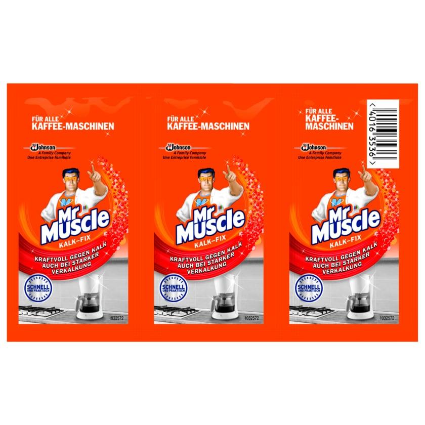 Mr Muscle Schnell-Entkalker Kalk-fix 50g