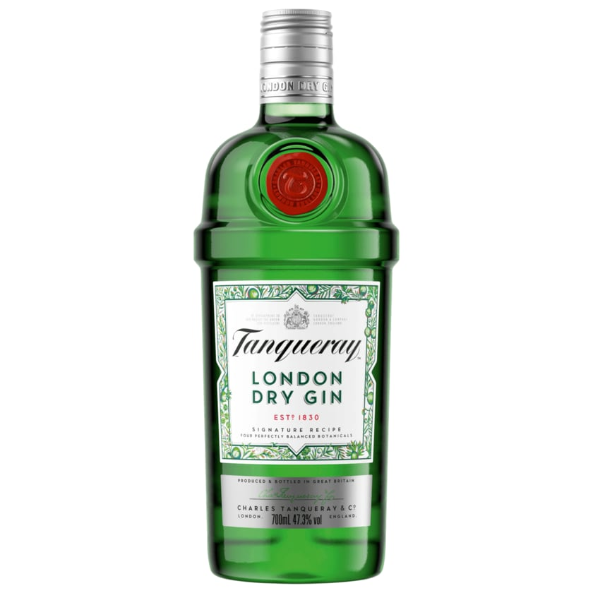 Tanqueray London Dry Gin 0,7l