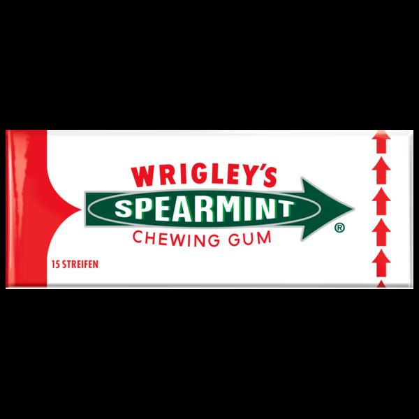 Wrigley's Spearmint 15 Stück