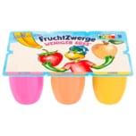 Danone Fruchtzwerge weniger süß 6x50g