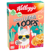 Kellogg's Honey Bsss Loops 375g