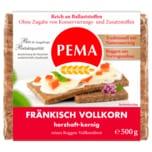 Pema Fränkisch Vollkorn reines Roggen-Vollkornbrot 500g