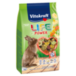 Vitakraft Life Power Zwergkaninchen 600g