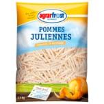 Agrarfrost Pommes Juliennes 2,5kg
