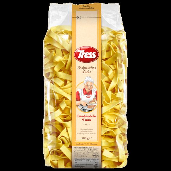 Tress Großmutters Küche Bandnudeln 9 mm 500g