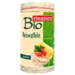 Rinatura Bio Reiswaffeln Meersalz 100g