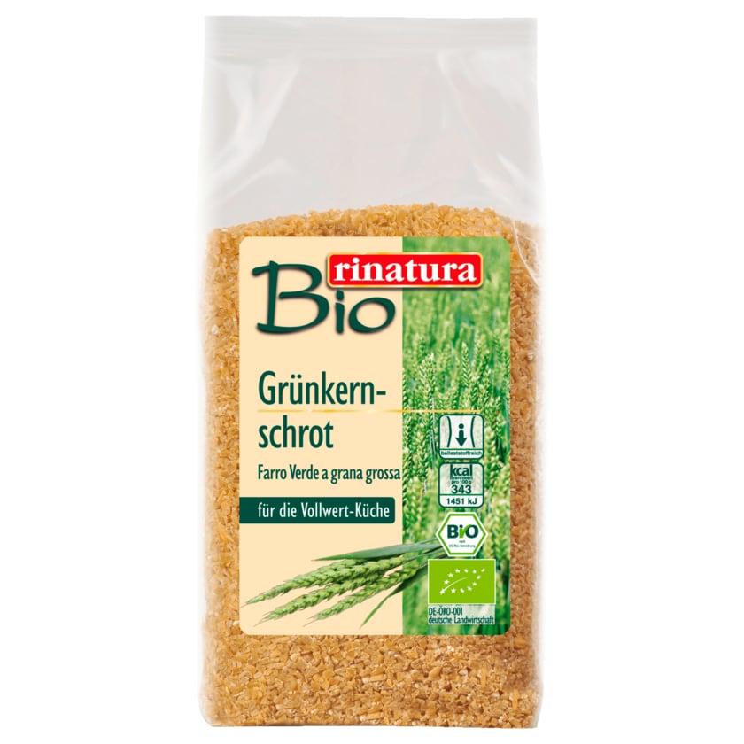 Rinatura Bio Grünkernschrot 500g