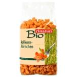 Rinatura Bio Vollkorn-Hörnchen Nudeln 500g