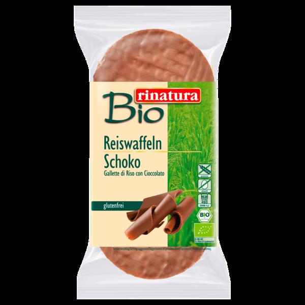 Rinatura Bio Reiswaffeln Schoko 100g