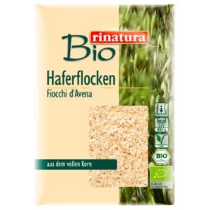 Rinatura Bio Vollkorn-Haferflocken 500g