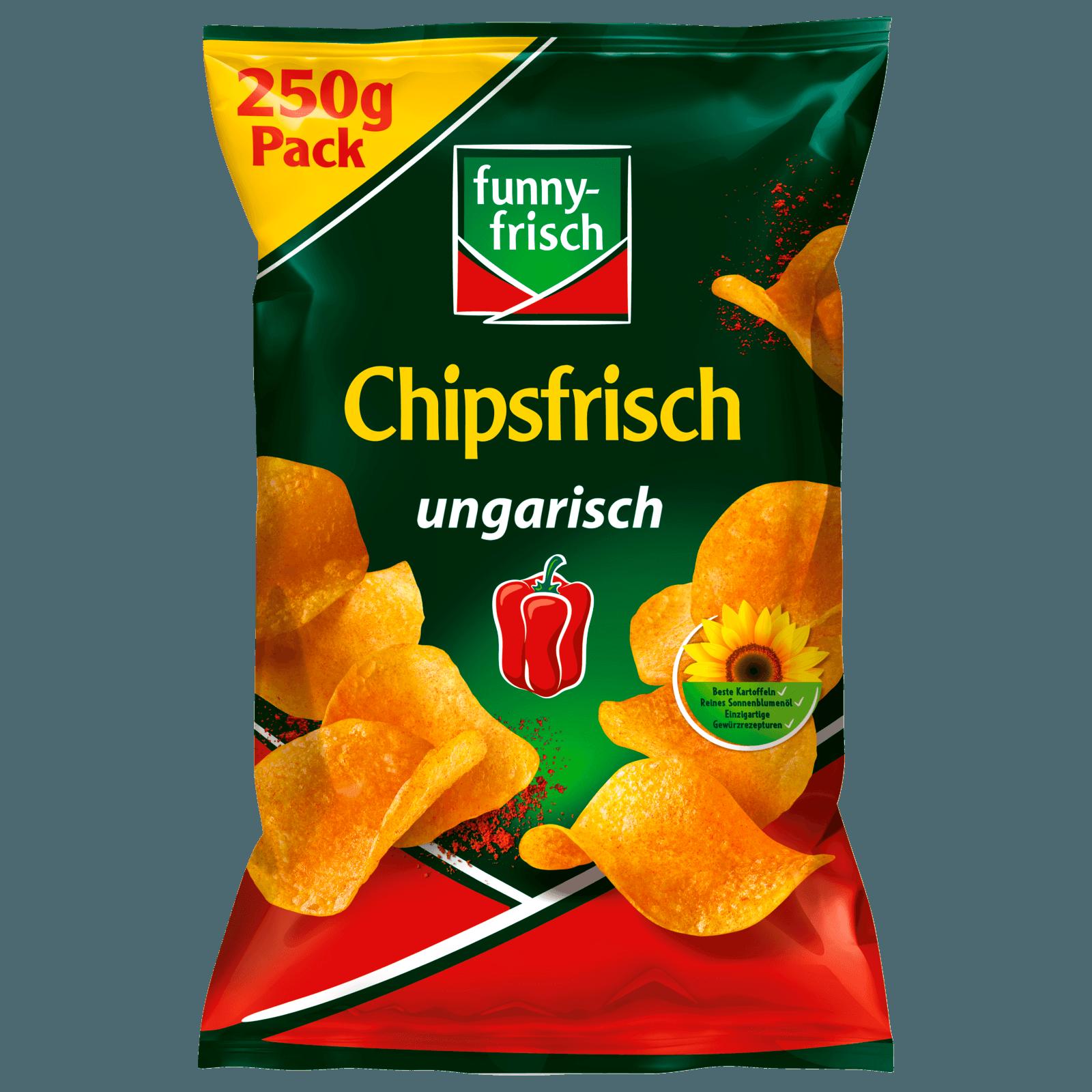 Funny-frisch Chipsfrisch ungarisch 250g