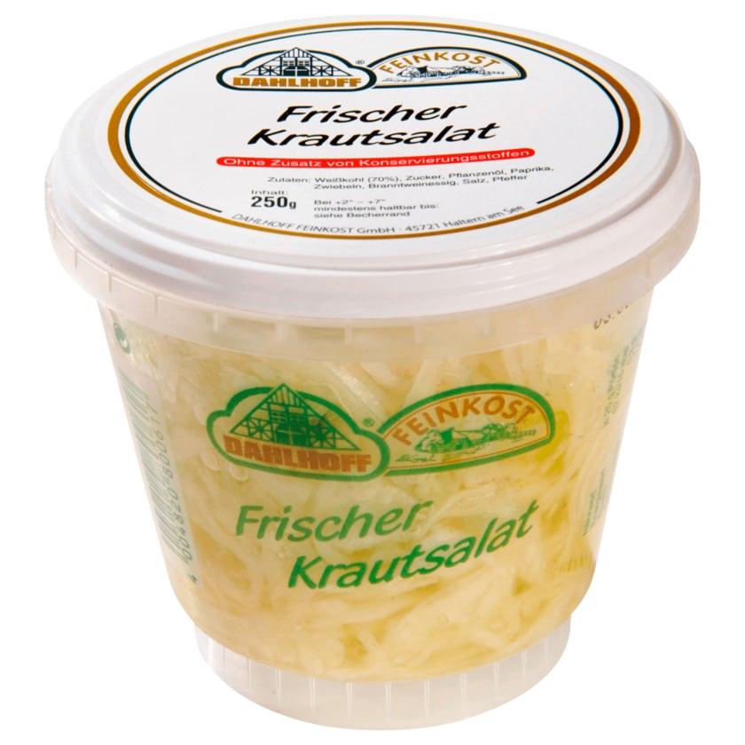 Dahlhoff Feinkost Frischer Krautsalat 250g