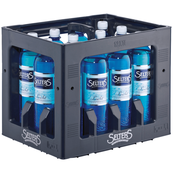Selters Leicht 12x0,5l