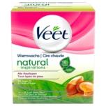 Veet Warmwachs Natural Inspirations 250ml