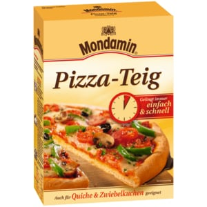 Mondamin Pizza-Teig 460g