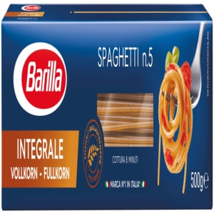 Barilla Pasta Nudeln Integrale Spaghetti 500g