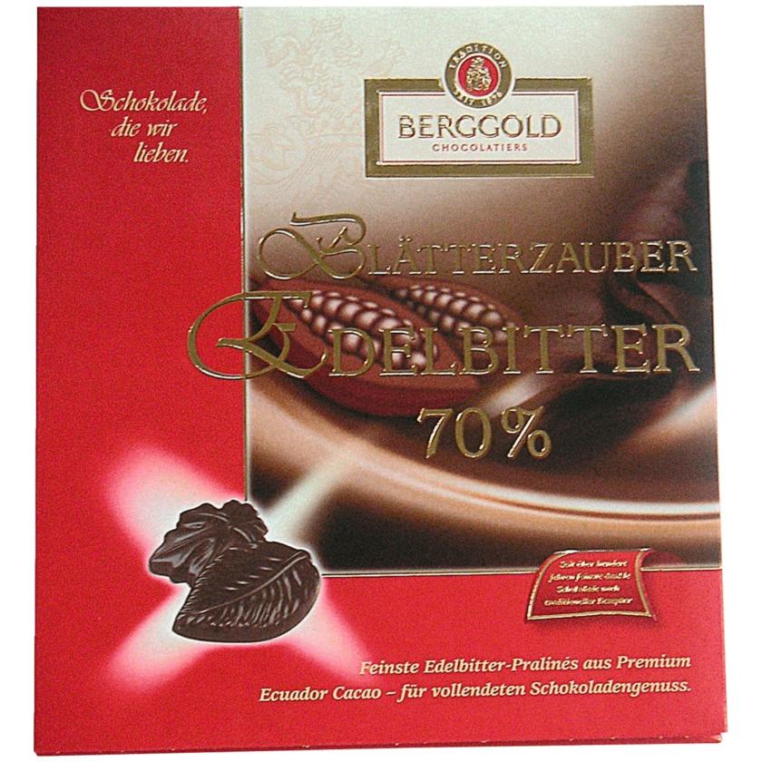 Berggold Blätterzauber Edelbitter 150g