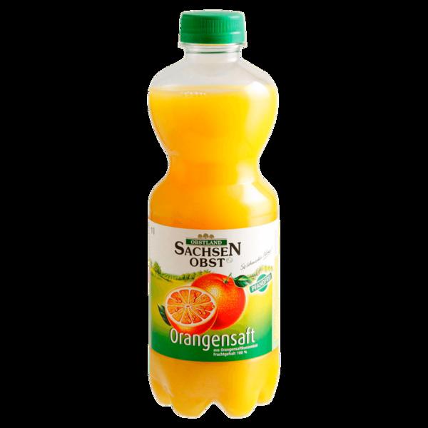 Obstland Sachsen Obst Orangensaft 1l