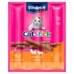 Vitakraft Cat-Stick mini mit Truthahn & Lamm 3 Stück