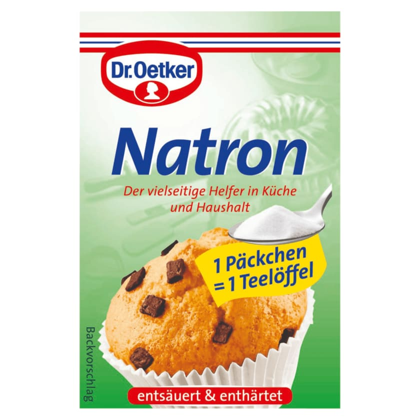 Dr. Oetker Natron 25g