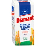 Diamant Dunkles Weizenmehl Type 1050 1kg